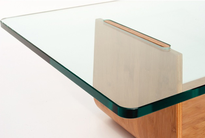the game table modern bamboo